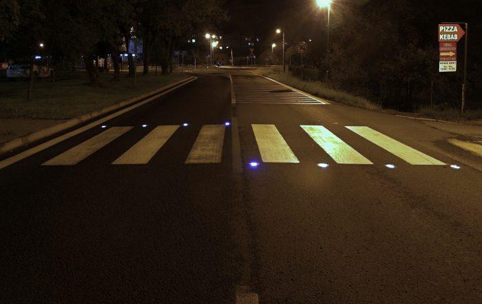 Solárne LED gombíky TL - SLC10 prevedenie tretie