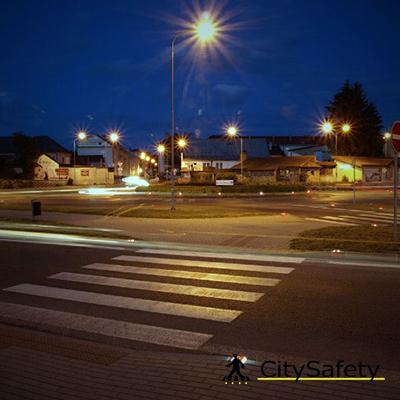 SOLÁRNY LED GOMBÍK CS 24 realizácia hron