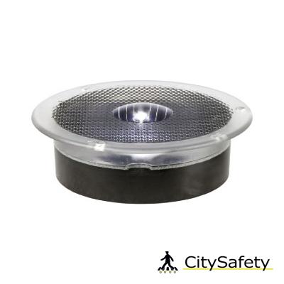 Solárny LED gombík CS 80 zhora